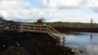Ny landgang med trapp ned i fjæra ersatt opppå Innerøya våren 2014 etter at […]