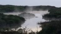 Småskummelt landskap i sene nattetimer i slutten av mai 2014. Vi skuer utover Valtjønna på […]